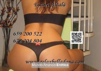 fiesta masaje erótico grande en Alcalá de Henares
