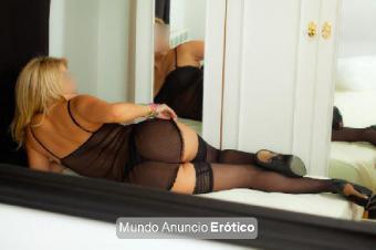 Fotos de NEREA ESCORT DE LUJO MADURITA RUBIA GUAPISIMA TETONA PARTICULAR FOTOS REALES