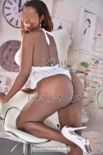 Fotos de Nina sensual masajista en Plaza Castilla.