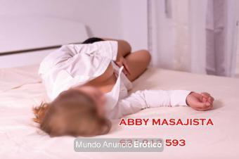 Fotos de ABBY MASAJISTA TITULADA RELAJANTE CUERPO A CUERPO, LINGAN Y NURU.