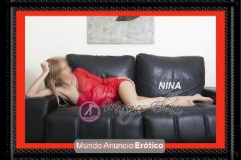 Fotos de **NINA** ATREVIDA,SENSUAL Y EXPLOSIVA MASAJISTA EROTICA ((Av America))