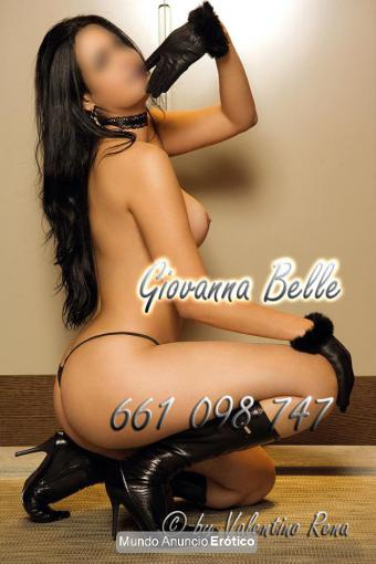 Fotos de Giovanna Belle scort de lujo- Italiana bellísima de alto nivel!!