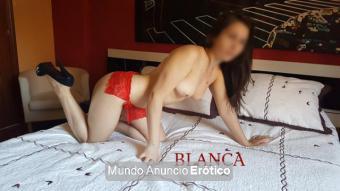 Fotos de BLANCA MUY RICA EN LA CAMA