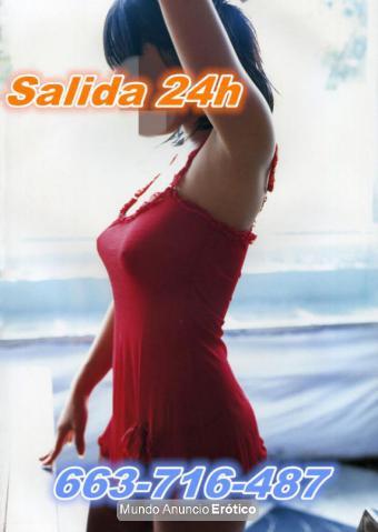 Fotos de SONIA MORBOSA Y JUGUETONA ME ENCANTAN LOS BESITOS LAS CARICIAS ,SALIDA 24H.