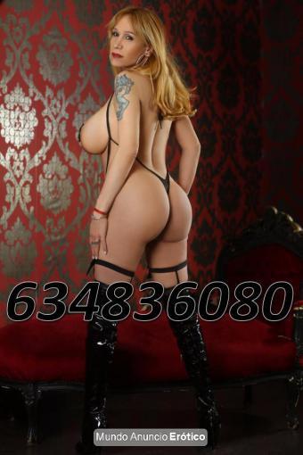 Fotos de Trans Alexandra 634,,,836,,,O8O nueva en Madrid